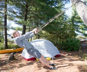 Fitness in the Wilderness